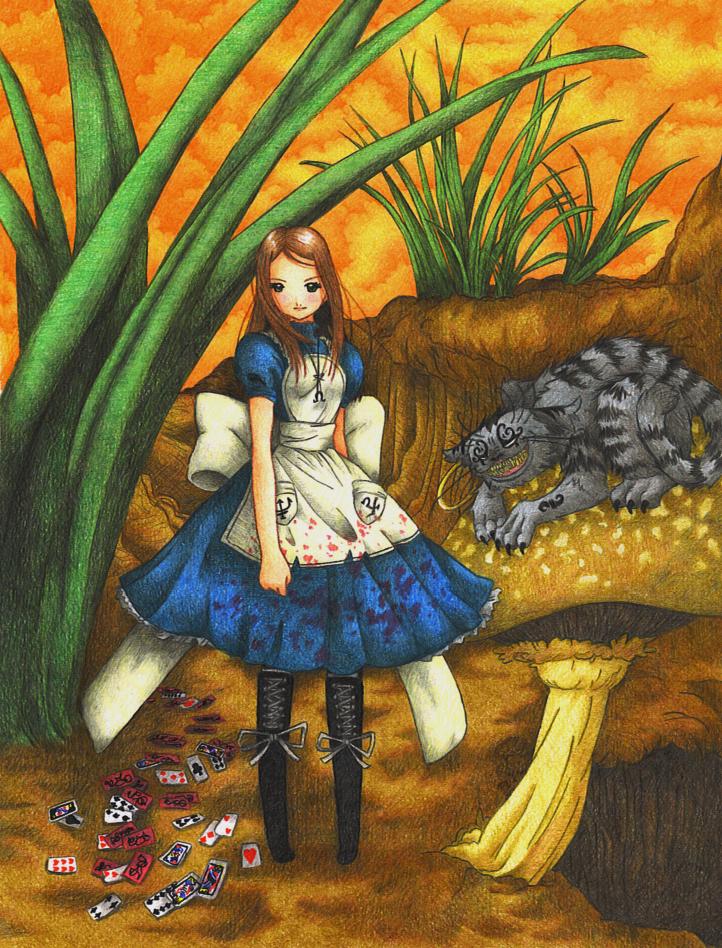Alice by Cotovatre