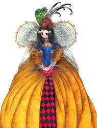 Snow White by Cotovatre