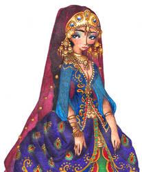 Jasmine by Cotovatre