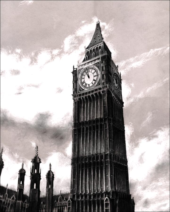 Big Ben by Cotovatre