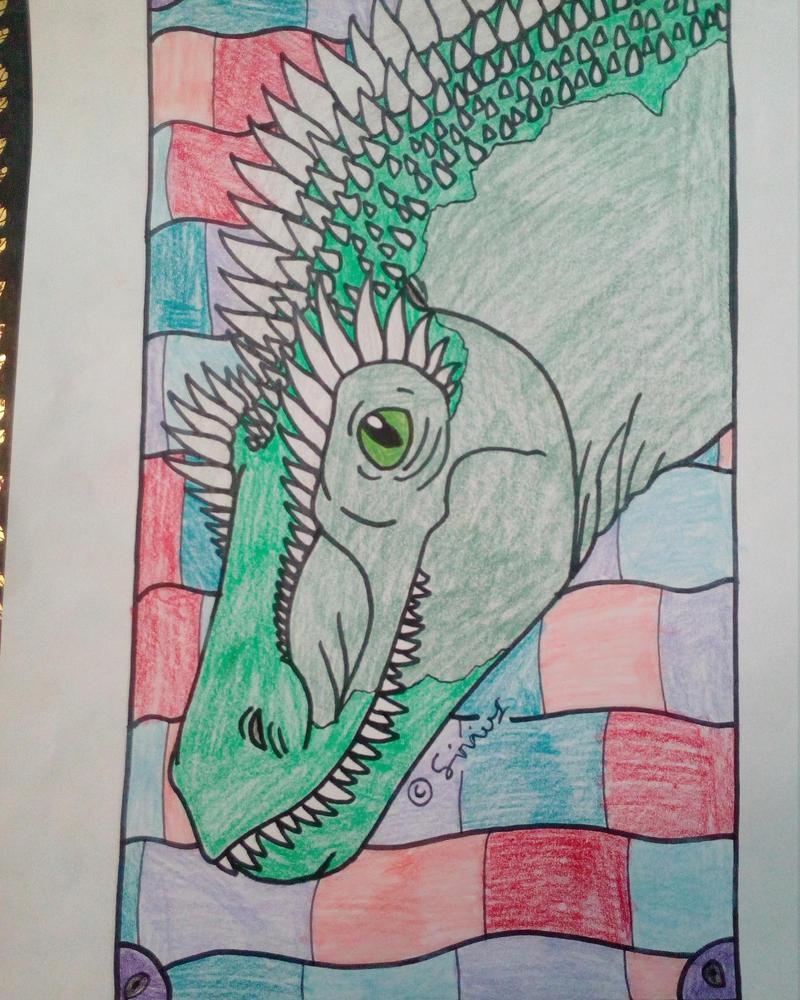 Dinosaur by Sirius1999