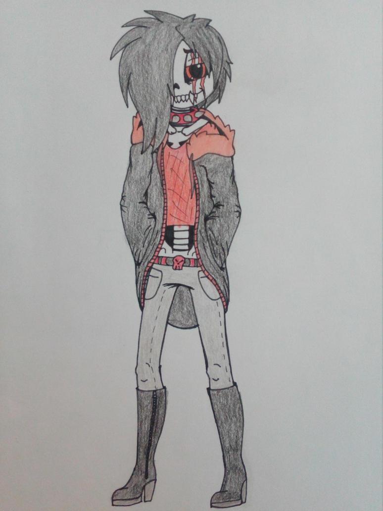Sirius The Skeleton (New style) by Sirius1999