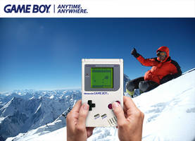 Gameboy - Anytime. Anywhere. by David-TTG
