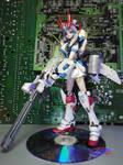 Melissa Scarlett: The Gundam Girl