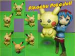 Life-size Pikachu Pokedoll!