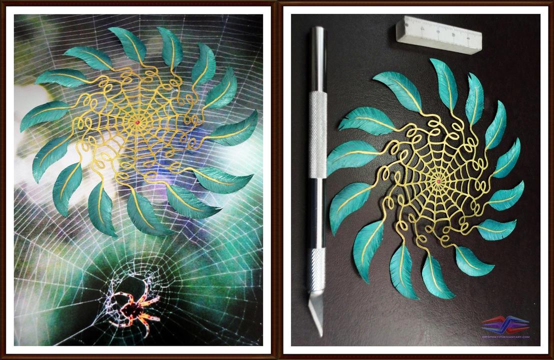 Quetzal Dreamcatcher by BRSpidey