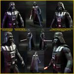 Darth Vader Papercraft
