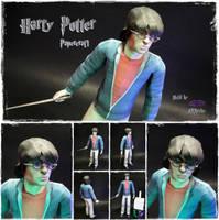 Harry Potter Papercraft