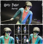 Harry Potter Papercraft