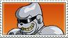 Metal Etemon Stamp by TuxedoMoroboshi