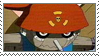 Pinocchimon Stamp by TuxedoMoroboshi