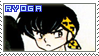 Ryoga Stamp by TuxedoMoroboshi