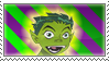 Beast Boy Stamp by TuxedoMoroboshi