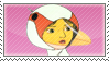 Jun the Swan Stamp by TuxedoMoroboshi