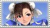 Chun-Li Stamp