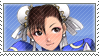 Chun-Li Stamp by TuxedoMoroboshi
