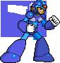 MvC Style Mega Man X Sprite by TuxedoMoroboshi