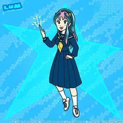 CHARDZ - Lum (School Uniform) by TuxedoMoroboshi