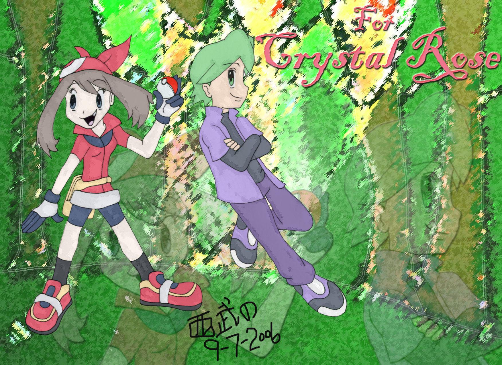 Related pokemon may and drew moments pokemon may and brendan pokemon