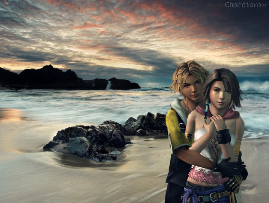 Love You Now Yuna FFX Jeux porno