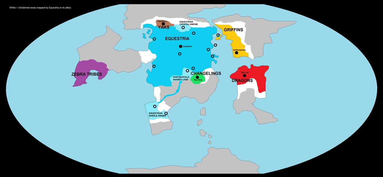 Mlp world map by budcharles on deviantart mlp world map by budcharles publicscrutiny Choice Image