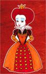 red queen.