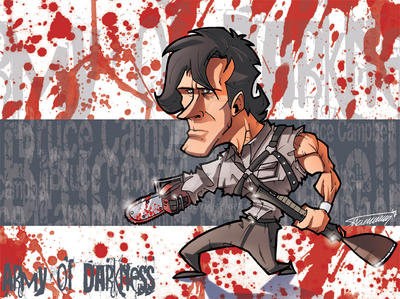 Army of Darkness by AleDepa