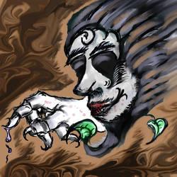 - The Troll - by scarrow