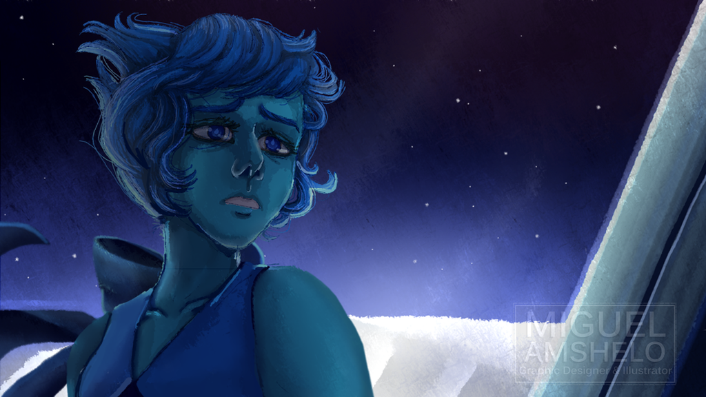 """I'm sorry..."" Scene redraw from Steven Universe episode: Can't go back Hope that you like it! Scene: sta.sh/0rq7158qi94"