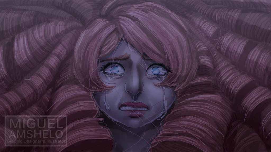Scene redraw from Steven Universe episode: A single pale rose I hope that you like it! Scene: sta.sh/08tv6bgzrux