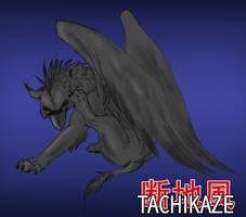 Tachikaze by CarnivorousCaribou