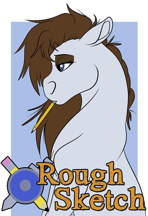 CB RoughSketchSM by CarnivorousCaribou