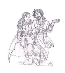 Vax and Gilmore