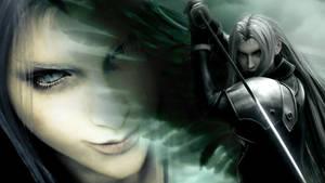 Sephiroth wallpaper 2 by ManDaReena