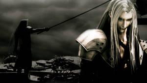 Sephiroth wallpaper 3 by ManDaReena