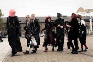MCM London oct 2011 - Kingdom Hearts by ManDaReena