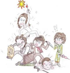 Cillian Murphy's characters