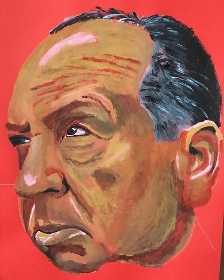 Hitchcock by yalinalpay