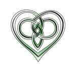 Vector Celtic Heart