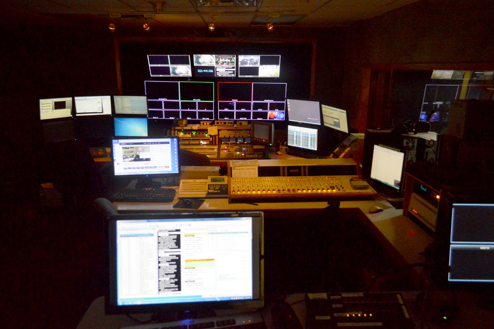 Production Control Room by Lupas-Deva