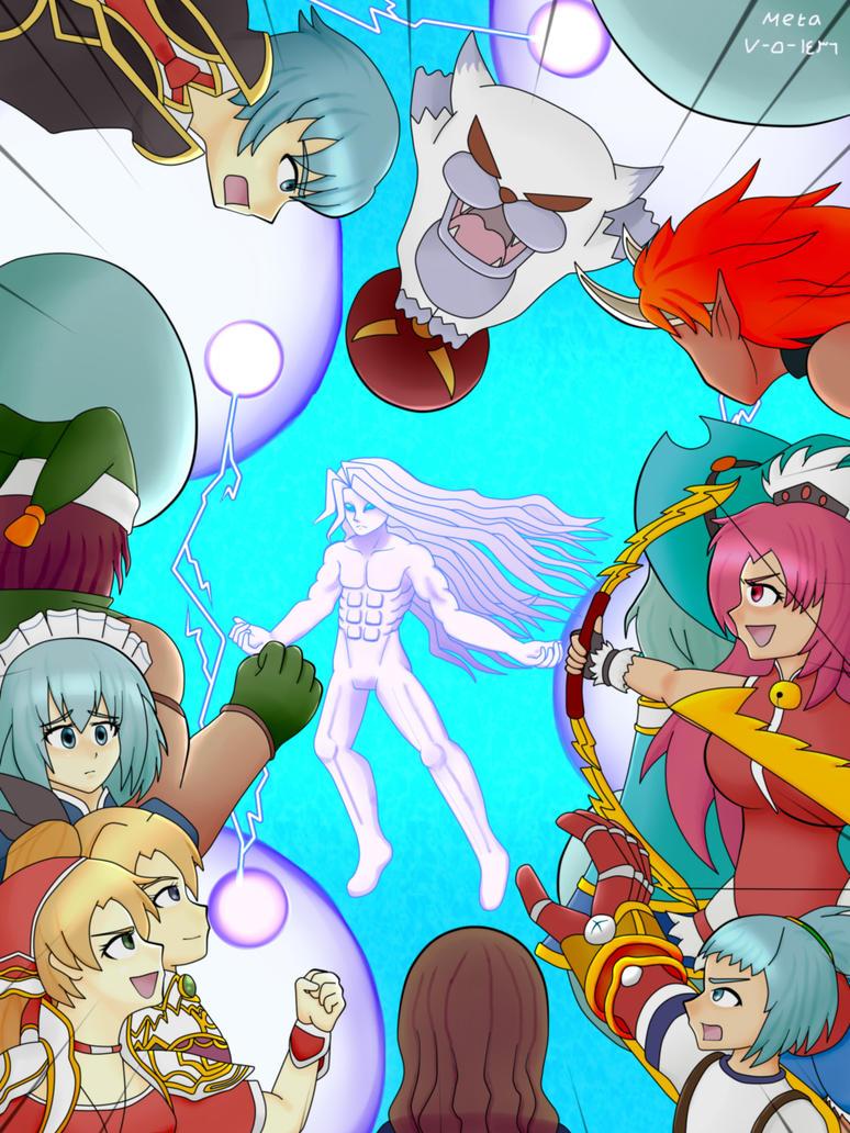 MK: Namenloses Licht by Cyber-Meta