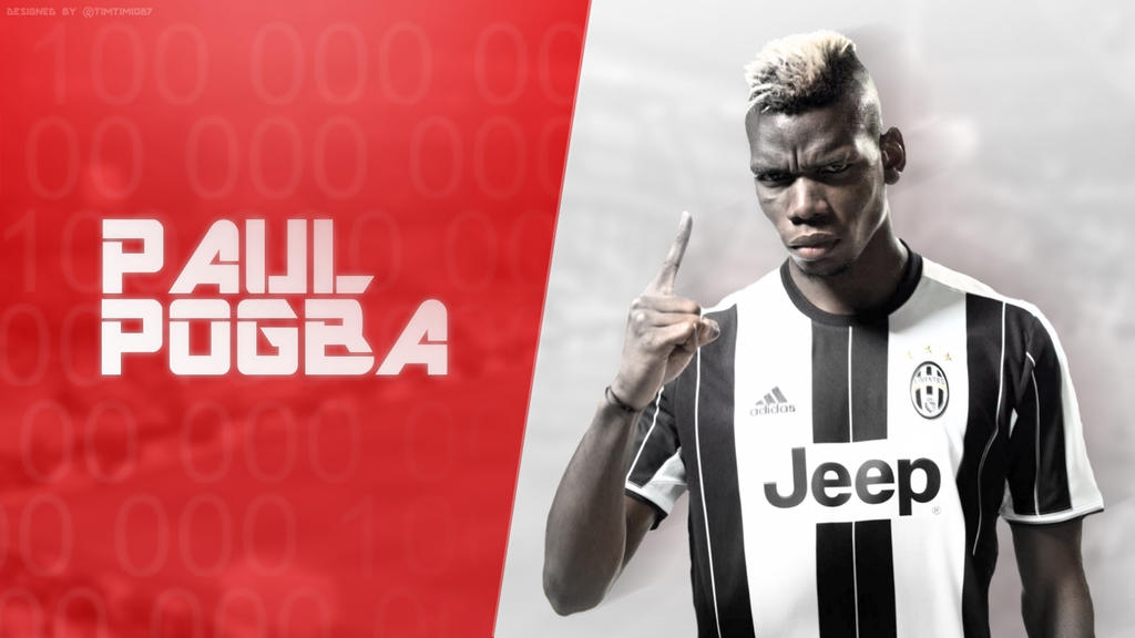 PAUL POGBA WALLPAPER By Timtimio On DeviantArt