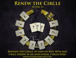 Renew the Circle by TiredOrangeCat