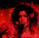 Imogen Heap in red light by CyrusK