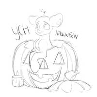Halloween MLP YCH [OPEN] by kefico