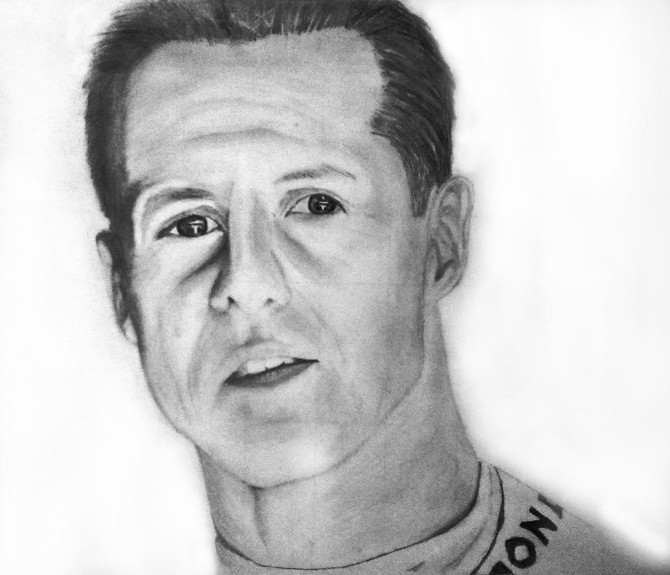 Michael Schumacher by enzofrenzy