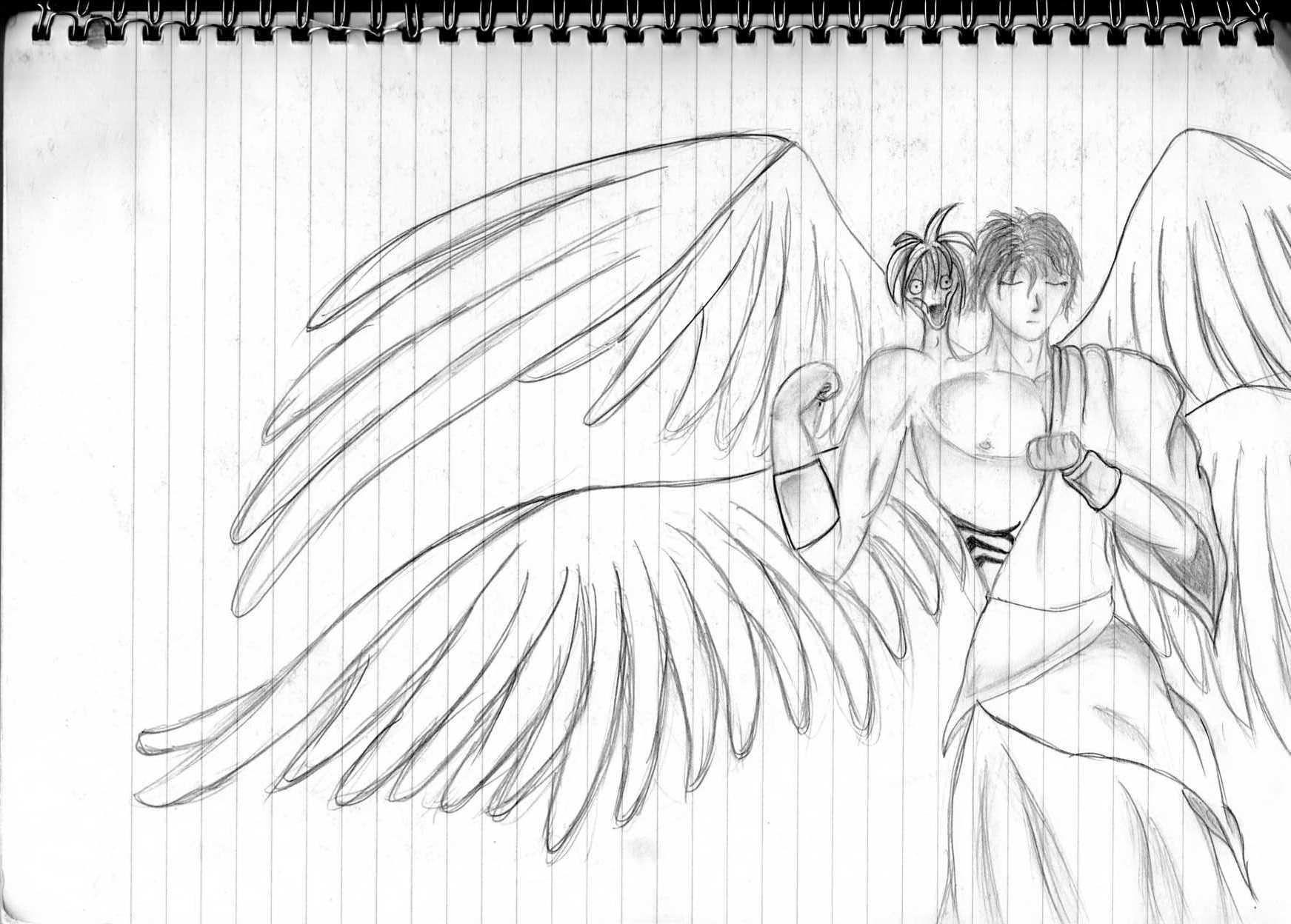 Freak Angel by Shiray21