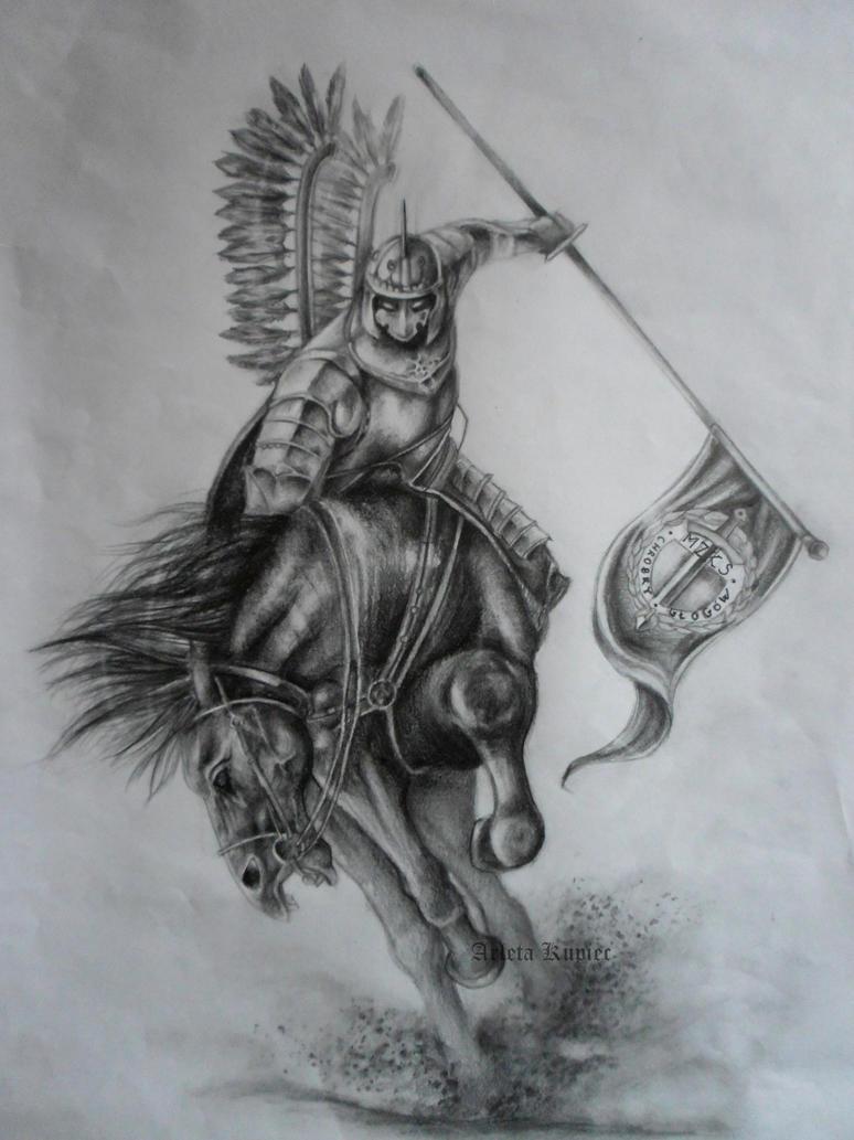 Hussar Tattoo Designs