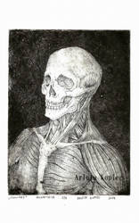 Reaper - etching