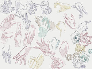 Hand Reference (YGO Style)